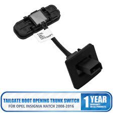 Interruptor de Apertura de Maletero para Vauxhall Insignia Hatch 08-16 13422268