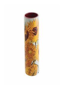 John Beswick Silhouette D'art Vase Van Gogh - Sunflowers Vase (Small)