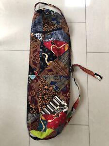 Yoga & Pilates Mat Patchwork Bag