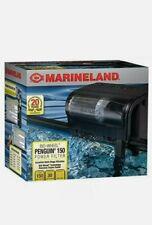 Marineland Penquin Power Filter 20 to 30 Gallon 150 GPH Aquarium
