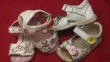 PRIMIGI Cop Cake - stock - 2 paia di sandali bambina - N° 19 - chiusura velcro -