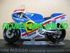 1/24 MOTO GP N° 18 SERIE 1 HONDA NSR 500 1983 FREDDIE SPENCER #3