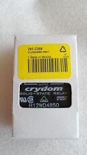 Relais statique 50A 660V - Crydom H12WD4850 - Solid state relay