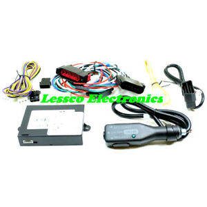 Rostra 250-9610 Complete Cruise Control Kit for 2011 Ford Fiesta 2509610