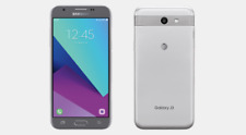 Samsung Galaxy J3 SM-J327 J327V- 16GB - Verizon + GSM Unlocked Silver. New Inbox