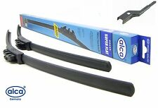 VW GOLF mk 6 2009-2012 genuine front windscreen WIPER BLADES 24''19'' SET OF 2