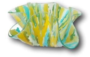 Jar Collar Years 70 Glass murano venini 70x40 Vintage Modern Antiques
