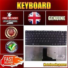 TOSHIBA SATELLITE MP-11B86GB-920B C45-A SERIES Notebook Keyboard Matte Black UK