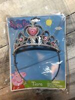 Entertainment One Peppa Pig Girls Tiara Crown-Princess Peppa the Pig Tiara Crown