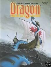 TSR AD&D Dungeons & Dragon Magazine #190 Ocean Sea Unicorns!