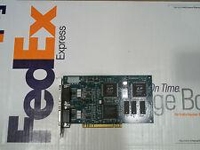 IBM PCI Serial I/O SST128P Port Adapter Card 32-Bit  37L1429 Equinox 37L1457