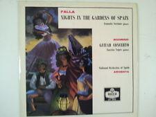 LP FALLA RODRIGO ARGENTA Decca LXT 5492