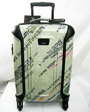 "TUMI トゥミ 28020 VAPOR International 20"" Carry On 4 Wheel ID Tag Women Travel Gift"