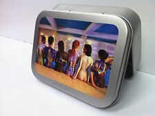 Pink Floyd, Classic, Rock, Music Cigarette Tobacco Storage 2oz Hinged Tin