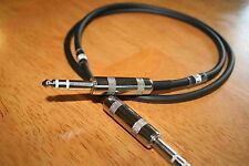3' Mogami TRS Cable - Also can be used as E-Drum Trigger Cable