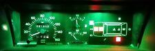 Kit di illuminazione km aria orologio panda 4x4 o 2WD TREKKING sisley...