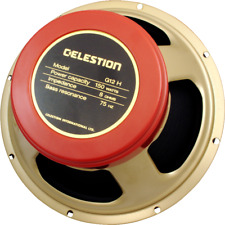 Celestion Redback 150W 8 Ohm 85hz 12 inch Guitar speaker G12H-150 Redback