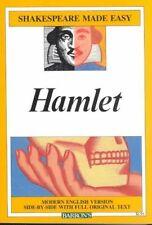 Hamlet (Shakespeare Made Easy)-ExLibrary