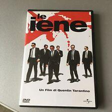 VINTAGE DVD QUENTIN TARANTINO CULT FILM# LE IENE
