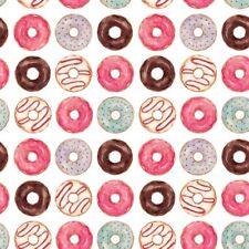 5x7ft Vinyl Snack Donut Bread Bakery Photo Backdrop Background