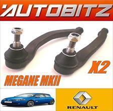 Fits renault megane mkii 02-08 front track rod end l/r o.e. qualité