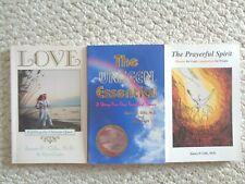Religious Christian, Bible, Saints, Missals, etc. Educational Materials (#3207)