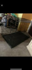 Brand new dog crate for sale!