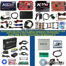 KES 5.017, K.TAG 7020, GALLETTO V54, BDM FRAME 100, KIT COMPLETO, DIMA IN REGALO