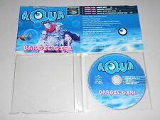 Maxi Single CD  Aqua - Barbie Girl  1997  4.Tracks MCD A 13