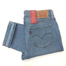 Levi's women's 712 Slim Mid Rise Jeans Size 29W/30L