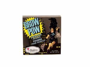 Balm:Brow Pow Eyebrow Powder Light Brown