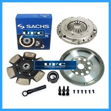 SACHS-UFC STAGE 3 CLUTCH KIT & RACE FLYWHEEL VW GOLF JETTA 1.8T TURBO 1.8L 5-SPD