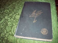 Antique 1899  Official War Civil Record BY GEN MARCUS J WRIGHT GOOD CONDITION