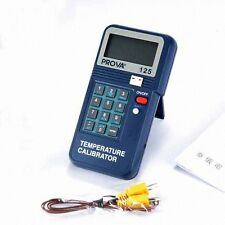 New PROVA-125 Temperature Calibrator Digital Tester Meter