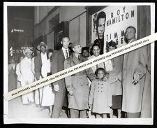 1950's Original ROY HAMILTON Vintage R&B SINGER Candid Photo