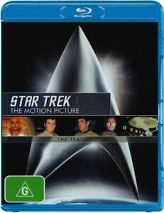 Star Trek I The Motion Picture Blu-ray