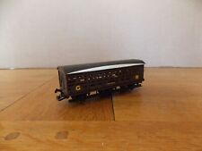 K's KIT BUILT GWR 6-WHEEL SIPHON WAGON No 960 in GWR Brown Livery OO Gauge.