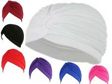 Turban Head Wrap Band Chemo Bandana Hijab Indian Cap Hat Headwrap Turbans Bonnet