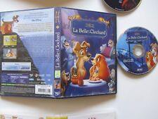 La Belle et le clochard de Hamilton Luske, DVD, Dessin animé/Disney