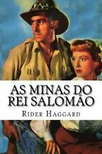 As Minas Do Rei Salomão by H. Rider Haggard (2014, Paperback)