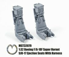NEW MasterCasters MST32079 1:32 Boeing F/A-18F Super Hornet Ejection Seat x 2