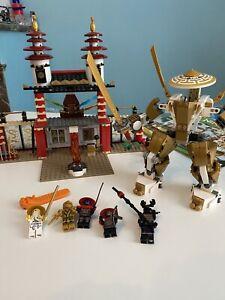LEGO NINJAGO 70505 Temple of Light 100% Complet