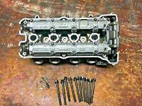 98-99 Honda CBR 900RR OEM Top End Engine Cylinder Head W/ Cam Shafts & Hardware