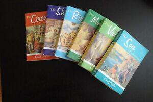 Enid Blyton Full Adventure Series / Abenteuer-Bücher Englisch