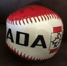 Canada Canadian Flag Maple Leaf Souvenir baseball collectible ball Red White🇨🇦