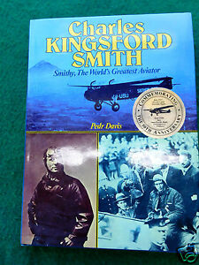 Charles Kingsford Smith - Smithy, The worlds Greatest Aviator Aircraft   /pc