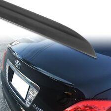 Fyralip Y9 Matte Black Boot lip spoiler For Honda Civic EG Saloon 92-95 Gen 5