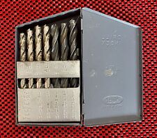 Huot 29 Pc Drill Bit Set Index 116 To 12 By 64ths