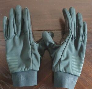 Rapha Pro Winter Gloves Green - Small