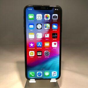 Apple iPhone X 256GB Space Gray Verizon Unlocked Good Condition Burn In